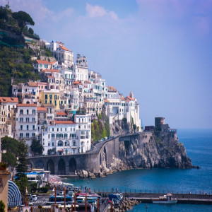 Pompeii & Amalfi Full day trip from Naples