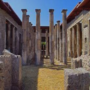 Pompeii Half day tour